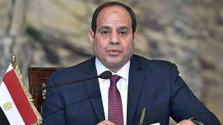 الرئيس السيسي : حريصون على تنفيذ المشروعات التنموية المشتركة بالسودان
