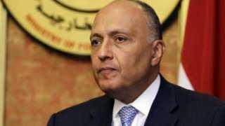 غدا.. قمة ثلاثية لوزراء خارجية مصر والأردن وفلسطين