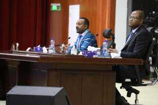 عاجل ..أبي أحمد يعترف بفشل مشروع سد النهضة ويوجه رسالة إلي الشعب الأثيوبي