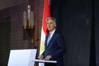 السفير البريطاني في القاهرة: المملكة المتحدة ملتزمه بتعميق الشراكة مع مصر