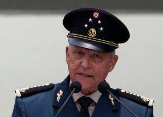 عاجل.. تطورات خطيرة فى قضية «وزير الدفاع المكسيكى» المتهم بالاتجار فى المخدرات