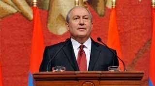 رسالة عاجلة من رئيس أرمينيا لـ «المجتمع الدولي»