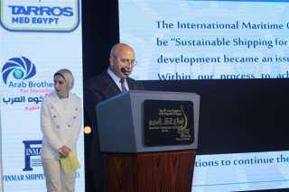 وزير النقل يشهد الاحتفال باليوم البحري العالمي لعام 2020 بالإسكندرية