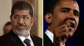 """عاجل بالوثائق.. معلومات خطيرة عن """"مؤامرة أوباما """" التي أوصلت مرسي إلي حكم مصر"""