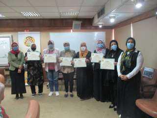 «التنمية المحلية» تنتهى من تدريب 105 من العاملين فى المحليات بمركز سقارة