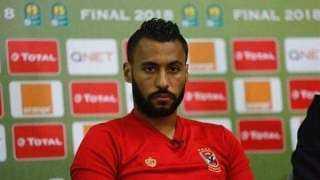 رسميا.. حسام عاشور ينضم إلى الاتحاد السكندري