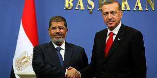 عاجل.. أردوغان يُطلق اسم المعزول «محمد مرسي» على مركز لأيتام الحرب في سوريا