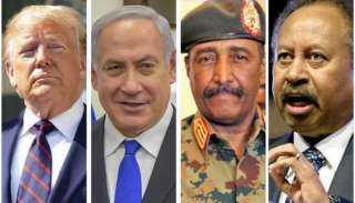 الحكومة السودانية : الموافقة علي التطبيع مع إسرائيل ليس من اختصاصنا