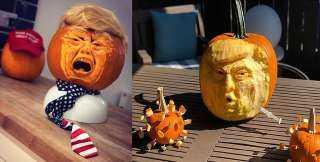 ترامب سخرية السوشيال ميديا.. كل ما تريد معرفته عن أحدث تقاليع الهالويين 2020