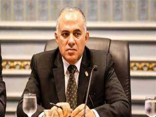 وزير الري : مصر تعيش عصر «التنمية» التى غابت منذ عهد محمد على