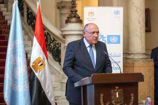 بالصور .. مصر والأمم المتحدة تحتفلان بمرور ٧٥ عام من الشراكة