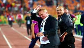 """شوقي غريب:"""" هناك رغبة لإقامة معسكر المنتخب الأولمبي بمصر بدلا من السعودية"""""""