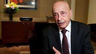رئيس مجلس النواب الليبى يصل القاهرة للقاء عدد من المسئولين
