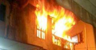 ماس كهربائى وراء حريق شقة بمنطقة فيصل بالجيزة