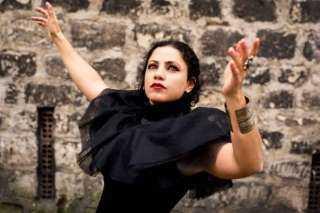 """أمال مثلوثي تحتفل بإطلاق ألبومها الجديد """"يوميات تونس"""" في مهرجان الجونة السينمائي"""