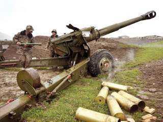انهيار الهدنة الثالثة بين أرمينيا وأذربيجان