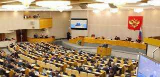 كورونا يجتاح البرلمان الروسي..إصابة 91 نائبا بالفيروس الخطير