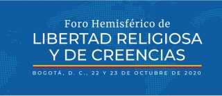 نظمته الحكومة الكولومبيا..مرصد الأزهر يشارك في المنتدى الدولي للحرية الدينية