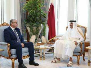 وزيرا خارجية وداخلية الوفاق  في الدوحة ..مؤامرة خبيثة من تميم لإشعال الصراع في ليبيا