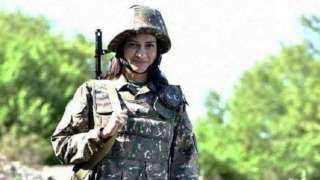 عاجل.. زوجة رئيس وزراء أرمينيا تنضم للقتال ضد أذربيجان