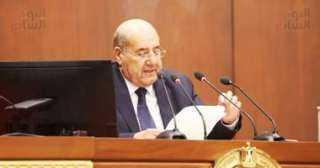 رئيس مجلس الشيوخ ينعى والد النائب محمد حلاوة