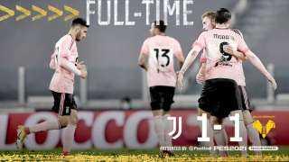 يوفنتوس يواصل نزيف النقاط بتعادل مخيب أمام فيرونا بالدوري الإيطالي