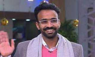 محمود الليثي في الجونة بعد تعافيه من فيروس كورونا