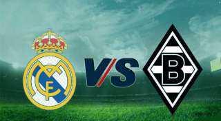بث مباشر لمباراة ريال مدريد ومونشنجلادباخ اليوم 27-10-2020 بدوري أبطال أوروبا