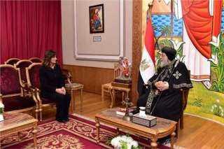 الكنيسة المصرية والهجرة توقعان بروتوكول تعاون لمواجهة الهجرة غير الشرعية