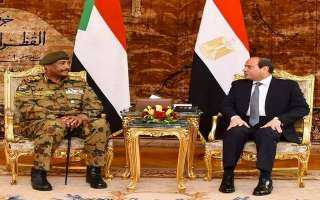 وزير خارجية السودان يكشف كواليس زيارة البرهان إلى القاهرة
