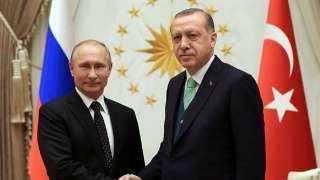 عاجل.. تصريحات خطيرة لـ «بوتين» عن إرسال تركيا مرتزقة إلي كاراباخ