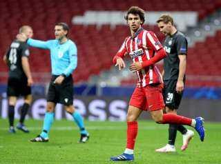 أتلتيكو مدريد يهزم سالزبورج بثلاثية مثيرة في دوري الأبطال