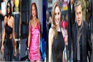 أبرزهم ريهانا وكيم كاردشيان..مشاهير تغيرت ملامحهم بعد تجربةاللون الأشقر البلاتيني