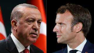 المشبوه.. أردوغان يعتذر لماكرون.. والمرأة الحديدية تفضخه