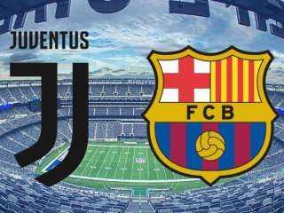 بث مباشر مباراة برشلونة ويوفنتوس دوري أبطال أوروبا
