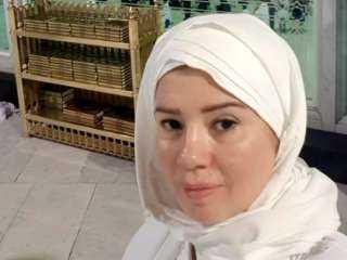 رانيا فريد شوقي تهنىء الأمة الإسلامية بالمولد النبوي الشريف
