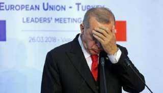 أول رد من تركيا على حرق صورة أردوغان والعلم التركي في لبنان