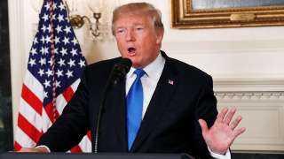 ترامب: وفرت ترسانة أسلحة للجيش الأمريكى لم يسبق لها مثيل