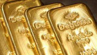 تراجع أسعار الذهب بالاسواق العالمية بسبب قوة الدولار