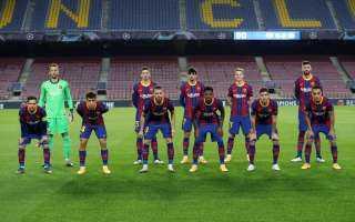 اليوم.. برشلونة يتطلع لمواصلة أدائه الرائع أمام ديبورتيفو ألافيس في الدوري الإسباني