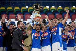 نابولي يصطدم بريال سوسيداد في أقوى مباريات الجولة باليورباليج