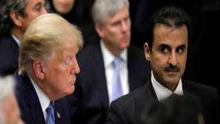 تميم ممول الإرهاب.. المخابرات الأمريكية تحذر ترامب من بيع مقاتلات إف 35 إلي قطر