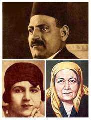 أبطالها نجل هدى هانم شعراوي ومطربة مشهورة  .. تفاصيل أول قضية إثبات نسب فى مصر