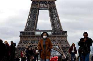 مظاهرات احتجاجية ضد قرارا الإغلاق الشامل في فرنسا بسبب كورونا