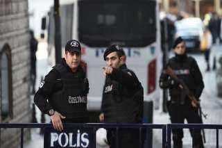 الأمن التركي يلقي القبض على 15 عراقيا وسوريا واحدا بتهمة الانتماء لداعش