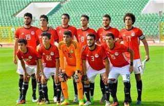 بعد اعتذار أبو قير للأسمدة.. منتخب الشباب يواجه اتحاد الشرطة وديا