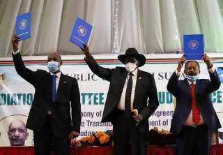 تعرف على موعد الاحتفال باتفاق السلام السوداني