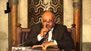 بعد ظهور نتيجة تحليله سلبيه.. رسالة رئيس جامعة الأزهر للمواطنين