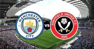 بث مباشر مشاهدة مباراة مانشستر سيتي وشيفيلد يونايتد في الدوري الإنجليزي الممتاز