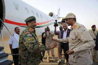 """عاجل ..تفاصيل """"انقلاب السودان """" ..وخطة اعتقال """"الرجل القوي """""""